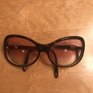 Coach prescriptive   sunglasses
